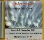 Debra Saylor Plays her Own /CD